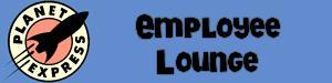Planet Express Employee Lounge: Futurama Board